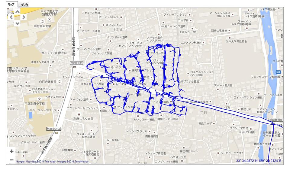 GPS管理システム
